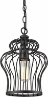 ELK 14242-1 Yardley Contemporary Oil Rubbed Bronze Mini Pendant Lighting Fixture