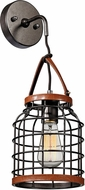ELK 14305-1 Purcell Modern Weathered Iron Light Sconce