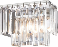 ELK 15210-1 Palacial Polished Chrome 10  Bathroom Light Fixture