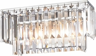 ELK 15211-2 Palacial Polished Chrome 15  Bathroom Vanity Light