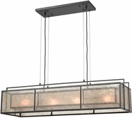 ELK 16194-4 Stasis Modern Oil Rubbed Bronze Island Light Fixture