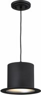 ELK 17195-1 Chapeau Modern Matte Black Mini Pendant Light