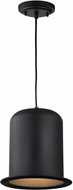 ELK 17196-1 Chapeau Contemporary Matte Black Mini Lighting Pendant