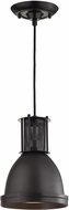ELK 17208-1 Murphy Contemporary Oil Rubbed Bronze Mini Pendant Hanging Light