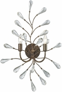 ELK 18240-2 Crislett Sunglow Bronze Wall Light Sconce