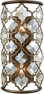 ELK 31091-2 Armand Weathered Bronze Wall Light Sconce