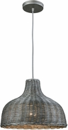 ELK 31641-1 Pleasant Fields Weathered Gray Pendant Light