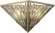 ELK 31770-2 Viva Natura Aged Silver Wall Light Sconce