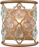 ELK 32090-1 Armand Matte Gold Wall Sconce Light