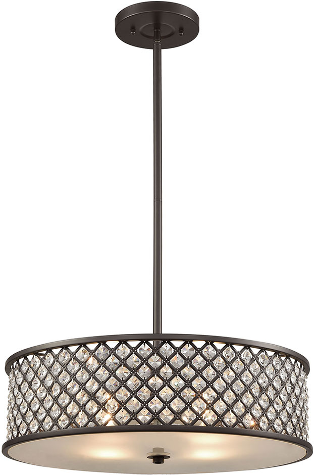 tall pendant finish lamp dark modern zoom nbsp rondure loading bronze rubbed oil uttermost utt