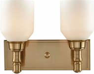 ELK 32261-2 Baxter Satin Brass 2-Light Bath Lighting Sconce