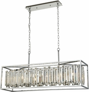 ELK 33244-6 Rivona Polished Chrome Kitchen Island Light