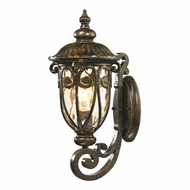 ELK 45070-1 Logansport Traditional Hazelnut Bronze Outdoor Light Sconce