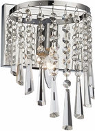 ELK 45270-1 Jariah Polished Chrome Wall Lighting Sconce