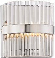 ELK 45280-1 Nescott Polished Chrome Halogen Wall Sconce Lighting