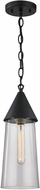 ELK 46220-1 Bergen Contemporary Oil Rubbed Bronze Mini Pendant Lighting