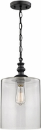 ELK 46221-1 Bergen Modern Oil Rubbed Bronze Mini Pendant Light