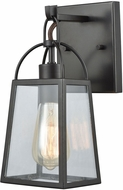 ELK 46270-1 Barnside Oil Rubbed Bronze Wall Lighting