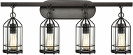 ELK 46283-4 Southwick Modern Oil Rubbed Bronze 4-Light Vanity Light Fixture