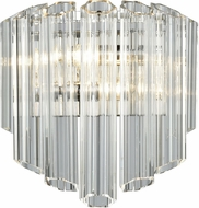 ELK 46310-2 Carrington Modern Polished Chrome Wall Light Fixture
