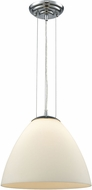 ELK 56521-1 Merida Contemporary Polished Chrome Mini Drop Ceiling Lighting