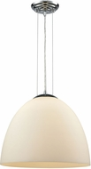 ELK 56522-1 Merida Modern Polished Chrome Ceiling Light Pendant