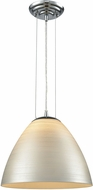 ELK 56531-1 Merida Contemporary Polished Chrome Mini Pendant Lamp