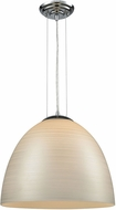 ELK 56532-1 Merida Modern Polished Chrome Hanging Lamp
