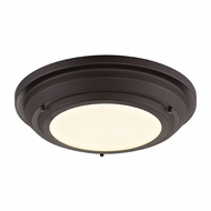 ELK 57020-LED Sonoma Contemporary Oil Rubbed Bronze LED Ceiling Lighting Fixture