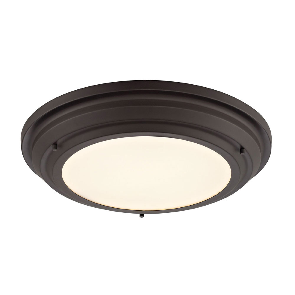 Elk 57021 Led Sonoma Modern Oil Rubbed Bronze Led Ceiling