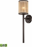 ELK 57023-1-LED Diffusion Oil Rubbed Bronze LED Wall Lighting Fixture