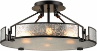 ELK 57091-4 Lindhurst Modern Oil Rubbed Bronze Home Ceiling Lighting