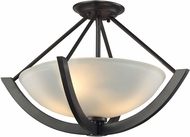 ELK 63071-2 Morrison Oil Rubbed Bronze Overhead Lighting Fixture
