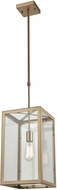 ELK 63081-1 Parameters Modern Satin Brass Foyer Lighting