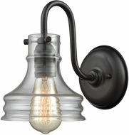 ELK 65225-1 Binghamton Oil Rubbed Bronze Wall Sconce Lighting
