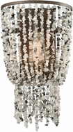 ELK 65301-1 Agate Stones Modern Weathered Bronze Wall Lighting Sconce