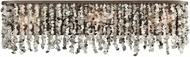 ELK 65302-3 Agate Stones Contemporary Weathered Bronze 26 Bathroom Wall Sconce