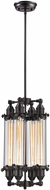 ELK 66327-4 Fulton Contemporary Oil Rubbed Bronze Mini Hanging Light