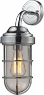 ELK 66345-1 Seaport Nautical Polished Chrome Wall Lighting
