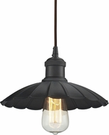 ELK 67040-1 Corrine Contemporary Oil Rubbed Bronze Mini Drop Ceiling Lighting