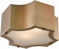 ELK 68130-2 Gordon Contemporary Classic Brass 11  Overhead Light Fixture
