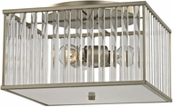 ELK 81094-3 Ridley Contemporary Aged Silver Overhead Lighting Fixture