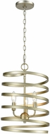 ELK 81353-3 Whirlwind Contemporary Aged Silver 13 Foyer Light Fixture