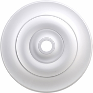 ELK M1010 Apollo White 32 Inch Medallion