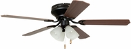 Craftmade BRC52ORB5C Brilliante Oil Rubbed Bronze Fluorescent 52  Home Ceiling Fan