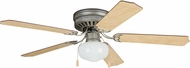 Craftmade CC52BP5C1 Celeste Brushed Pewter Fluorescent 52  Home Ceiling Fan