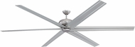 Craftmade COL96BP6 Colossus Modern Brushed Pewter 72  Home Ceiling Fan