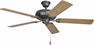 Craftmade DCF52FBZ5 Decorator's Choice French Bronze 52  Home Ceiling Fan