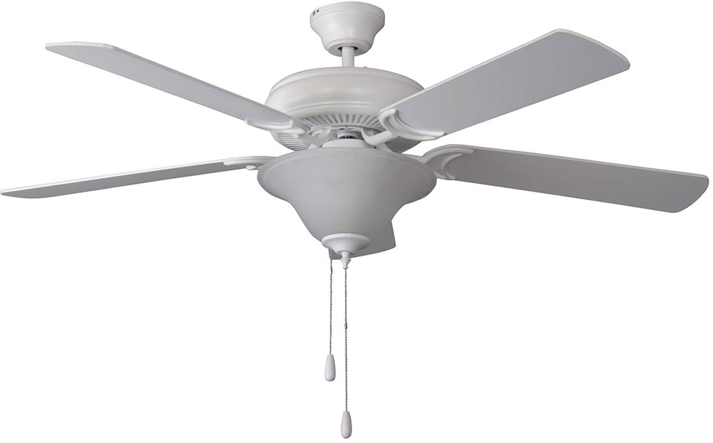 Craftmade dcf52mww5c1 decorators choice matte white 52 home craftmade dcf52mww5c1 decorators choice matte white 52nbsp home ceiling fan loading zoom mozeypictures Choice Image