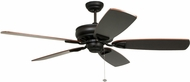 Craftmade SUA56ABZ5 Supreme Air Aged Bronze Brushed Halogen 56 Ceiling Fan
